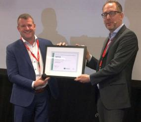 SWYCS receives the 'Energy Performance Monitoring Standard' certificate