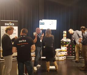 Introduction SWYCS gateway at IoT techday